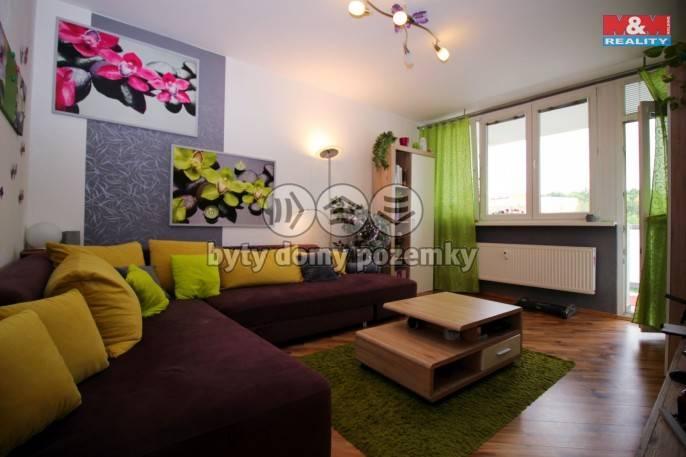 Prodej, byt 2+1, 65 m2, Praha 10 - Hostivař