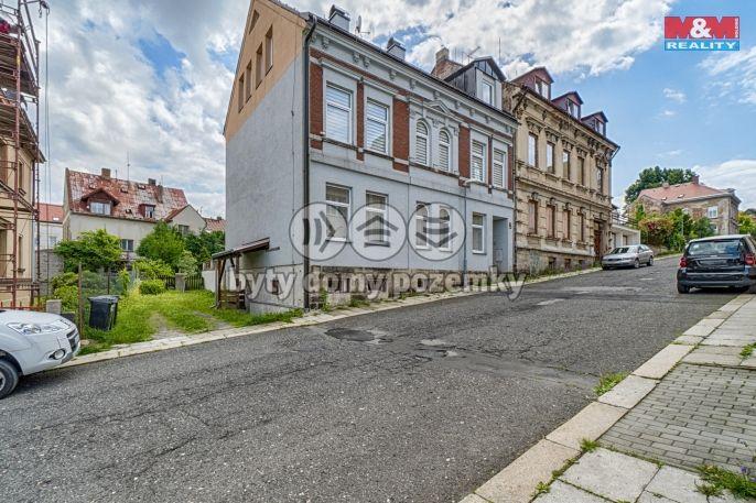 Prodej atypického bytu, 55 m², Jablonec n. N., ul.