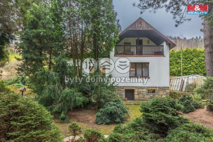 Prodej rodinného domu, 150 m², Děčín, ul. Saská