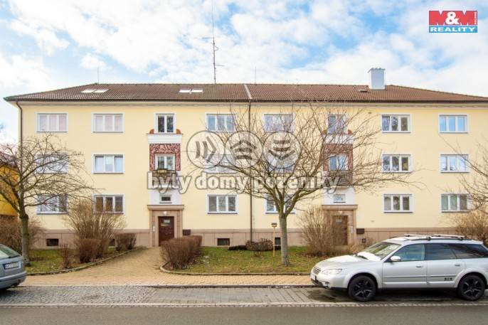 Pronájem, Byt 2+1, 64 m², Pardubice, Čs. armády