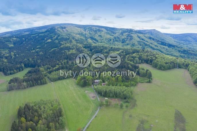 Prodej, Stavební parcela, 2441 m², Lázně Libverda