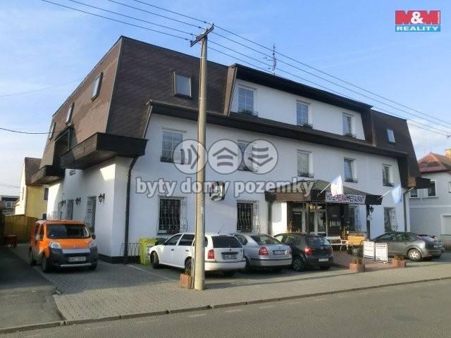 Prodej, Hotel, penzion, 1950 m², Mariánské Lázně, třída Vítězství