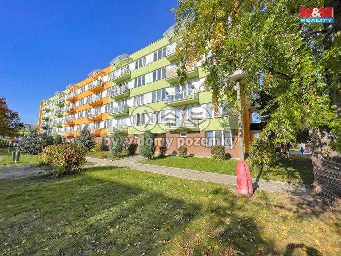 Prodej, Byt 3+1, 85 m², Veselí nad Lužnicí, P. Voka