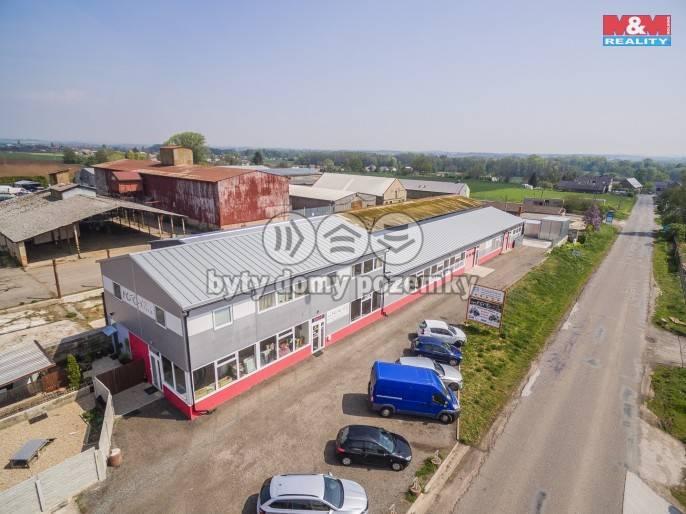Prodej, Obchodní objekt, 1426 m², Předměřice nad Labem