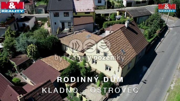 Prodej, rodinný dům, 137 m², Kladno, ul. V.