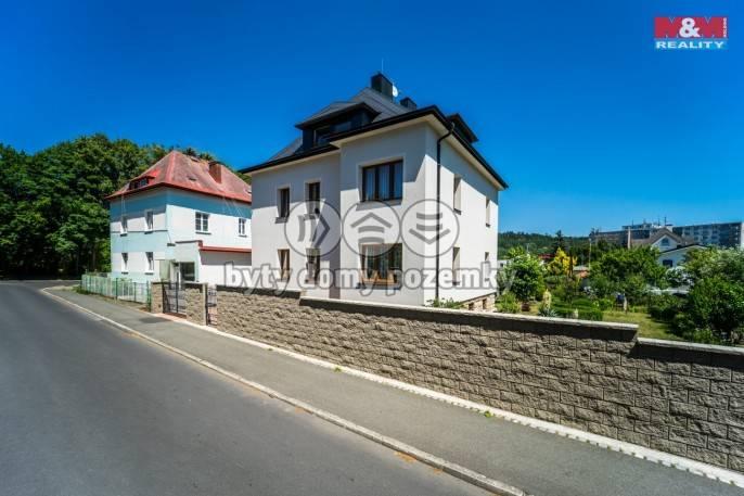 Prodej, rodinný dům, 430 m², Mariánské Lázně, ul. Kubelíkova