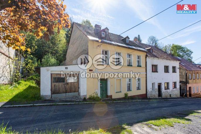 Prodej rodinného domu, 788 m², Jáchymov, ul.