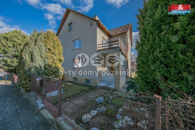 Prodej, rodinný dům, 166 m², Město Albrechtice, ul. Tyršova