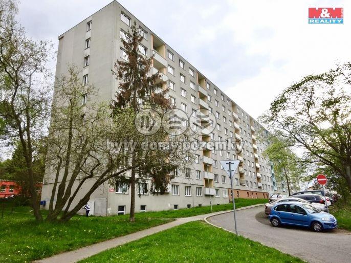 Byt 1+1 na prodej, Karlovy Vary (Drahovice)