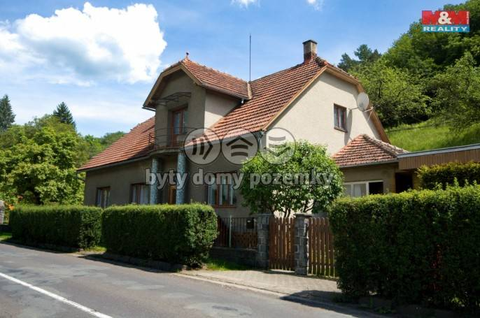 Prodej, Rodinný dům, 1022 m², Brumov-Bylnice, Jos. Polácha