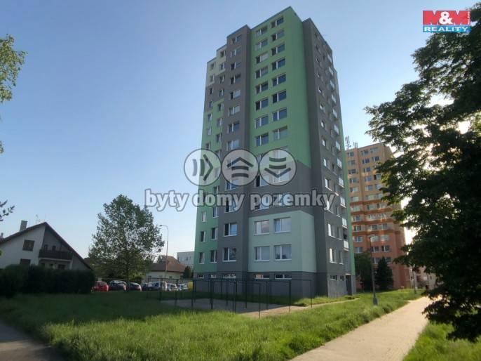 Prodej, Byt 3+kk, 54 m², Plzeň, Dopravní