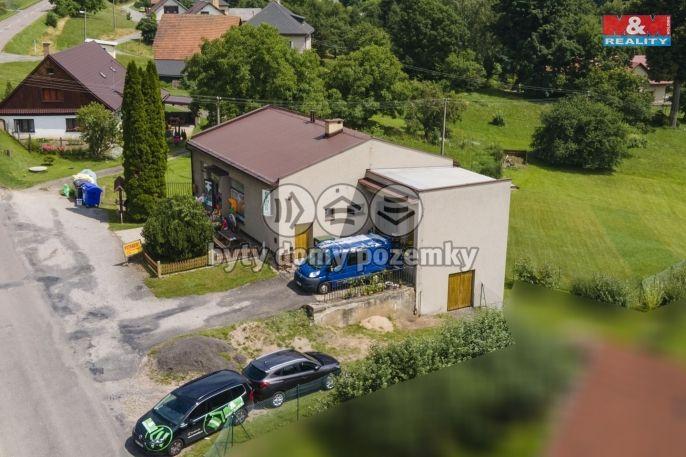 Prodej, Obchod a služby, 418 m², Nekoř