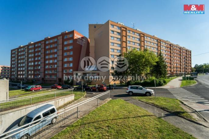 Prodej, Byt 2+1, 65 m², Chomutov, Kundratická