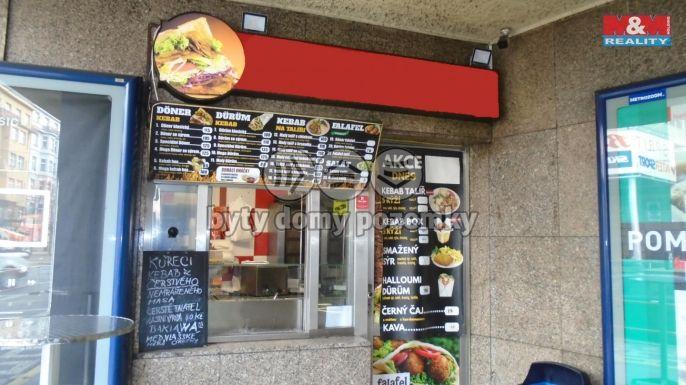 Pronájem, Obchod a služby, 10 m², Praha