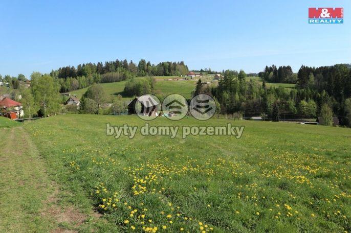 Prodej, Pozemek k bydlení, 2128 m², Klášterec nad Orlicí