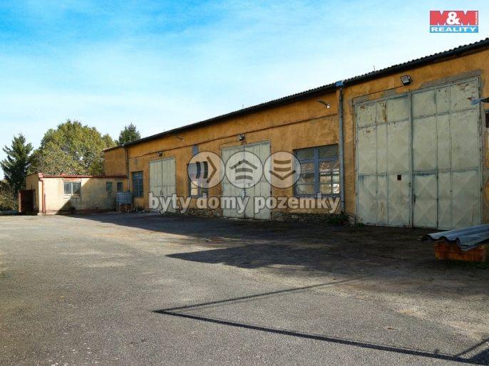 Pronájem, Sklad, 550 m², Planá, Karlín