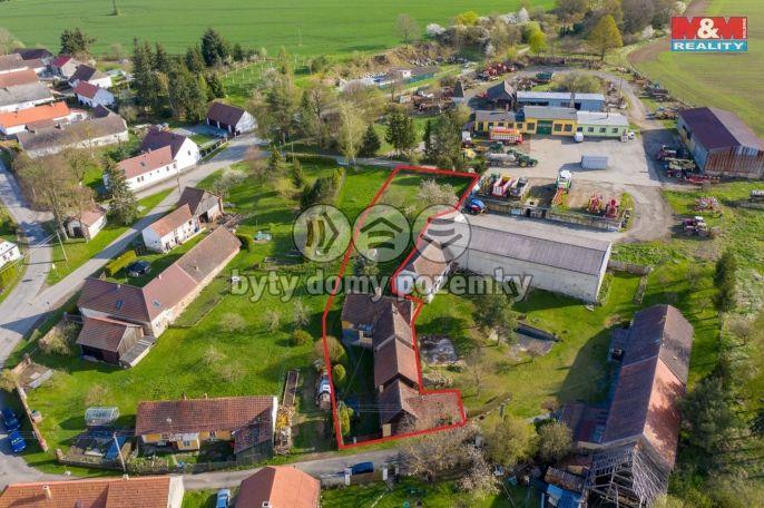 Prodej, Chalupa, 910 m², Mišovice