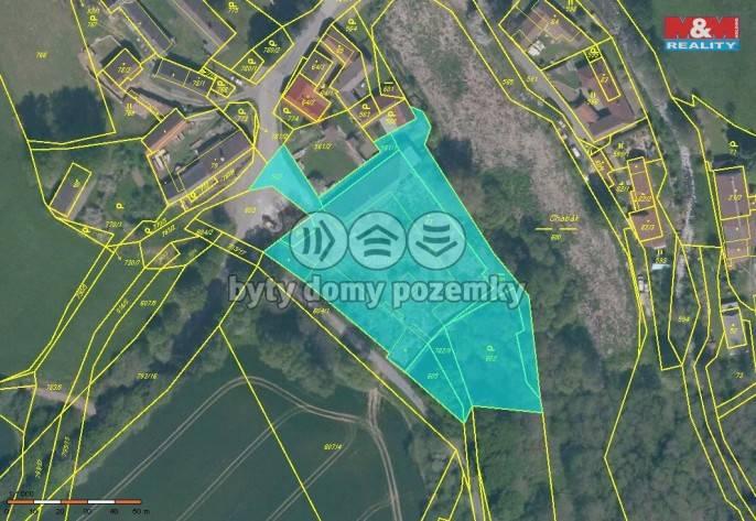 Prodej, Stavební parcela, 6275 m², Humpolec