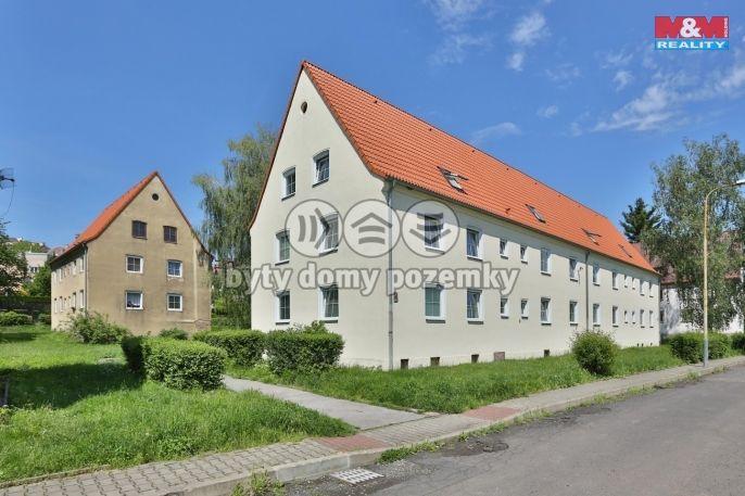 Prodej, Nájemní dům, 730 m², Děčín, K. Světlé