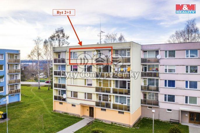 Prodej bytu 2+1, 56 m², Příšovice