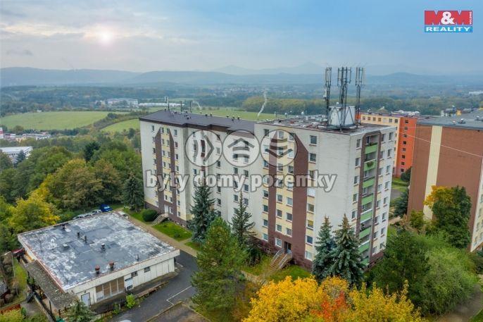 Prodej, Byt 4+1, 85 m², Chlumec, Vyklická