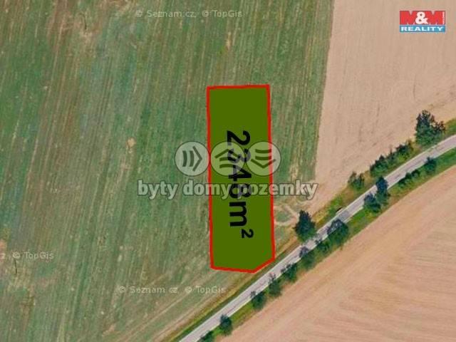 Pozemek zemědělský na prodej, Háj ve Slezsku (Chabičov)