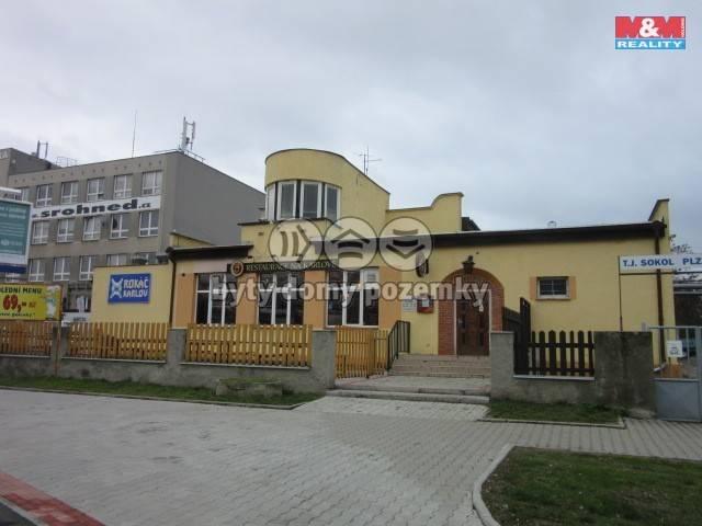 Pronájem, Restaurace, stravování, 416 m², Plzeň