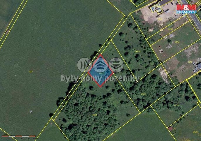 Prodej, Pozemek k bydlení, 867 m², Josefov