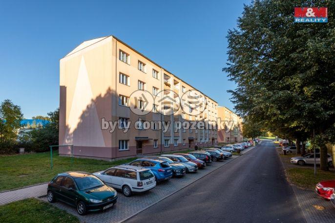 Prodej bytu 2+1, 56 m², Ostrov, ul. Severní