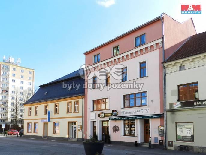 Pronájem, Restaurace, stravování, 200 m², Sokolov, Staré náměstí