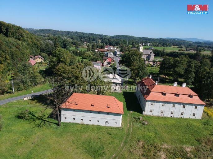 Prodej, Historický objekt, 3000 m², Ropice