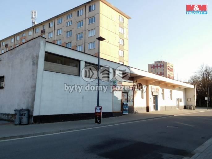 Pronájem, Obchod a služby, 457 m², Sezimovo Ústí, 9. května