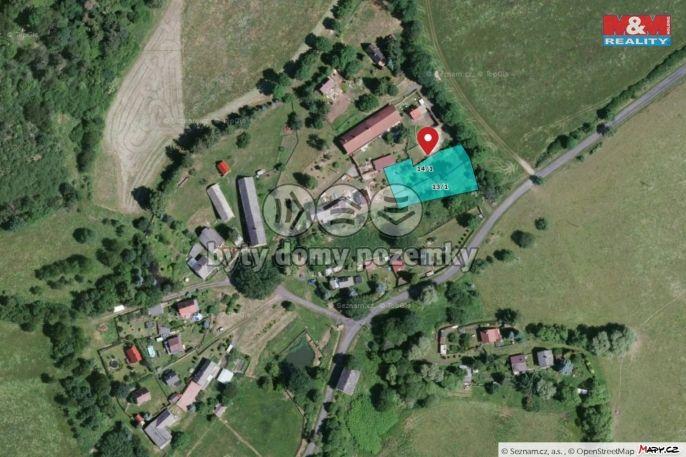Prodej, Pozemek k bydlení, 1435 m², Toužim