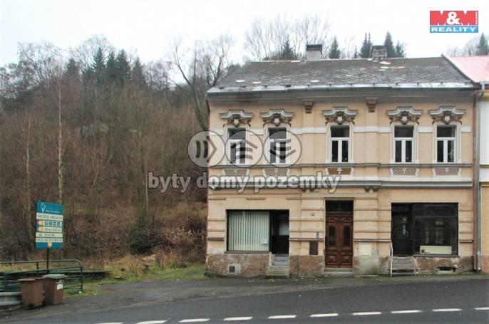 Prodej,rodinný dům,275m2,Jáchymov, ul. tř. Dukelských hrdinů