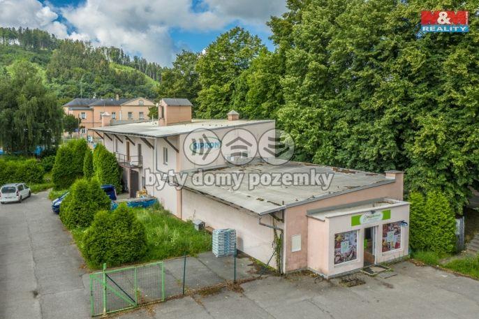 Prodej, Sklad, 3860 m², Chrastava, Nádražní