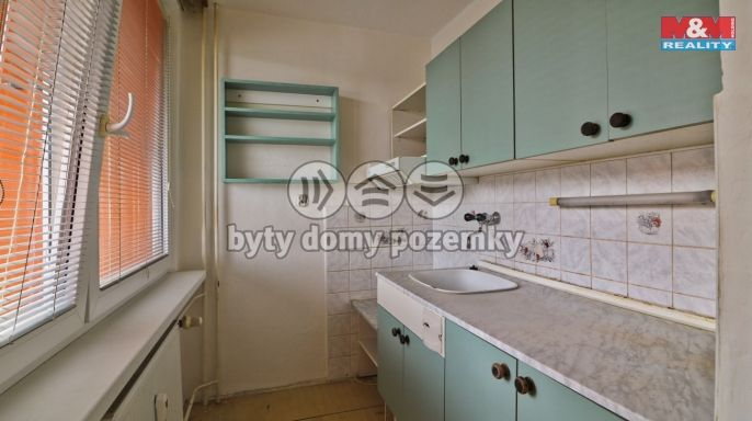 Prodej, Byt 1+kk, 34 m², Pardubice, Lidická