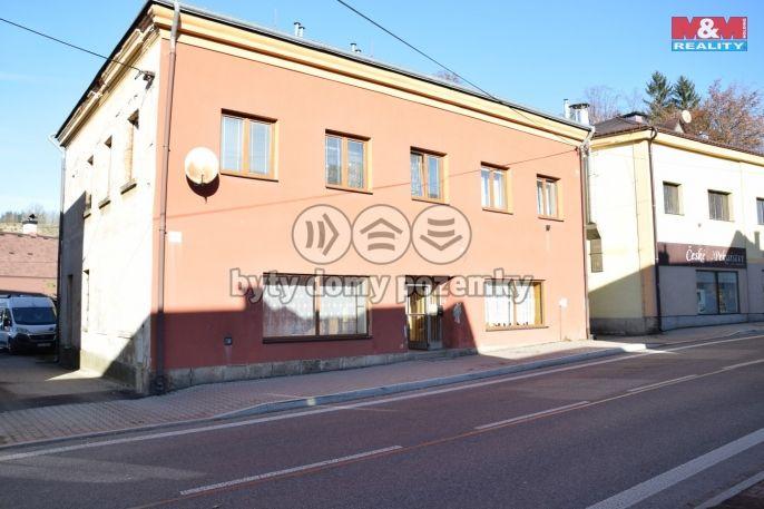 Prodej, Rodinný dům, 618 m², Lučany nad Nisou
