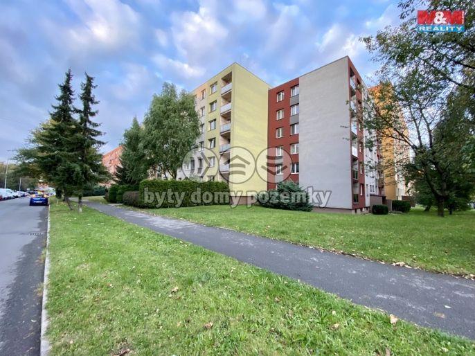 Prodej, Byt 2+1, 44 m², Český Těšín, Polní