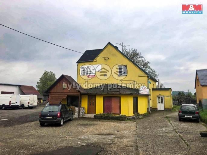 Prodej, Obchod a služby, 475 m², Dobrá