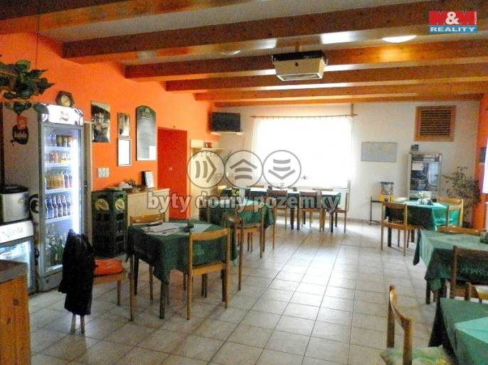 Prodej, Restaurace, stravování, 1536 m², Valšov