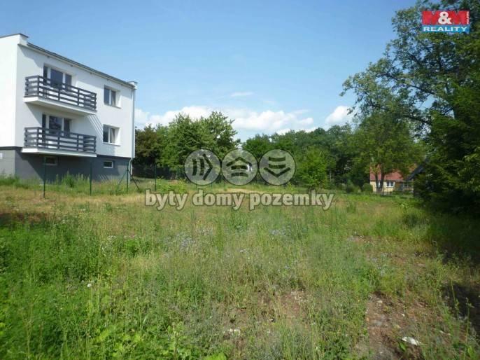 Prodej, Stavební parcela, 700 m², Petřvald