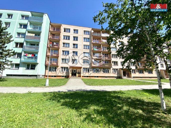 Prodej, Byt 1+1, 40 m², Bohumín, Svat. Čecha