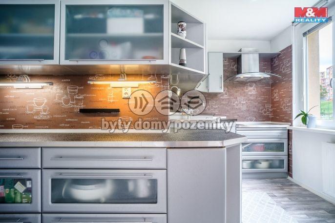 Prodej, Byt 3+1, 60 m², Chomutov, Skalková