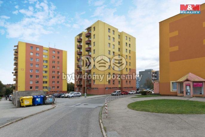 Prodej, Byt 4+1, 87 m², Jindřichův Hradec, Kosmonautů