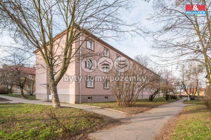 Prodej bytu 1+1, 28 m2, Kladno, ul. U výtopny