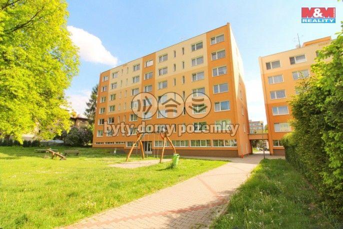 Pronájem, Byt 2+1, 60 m², Nový Bor, Sadová