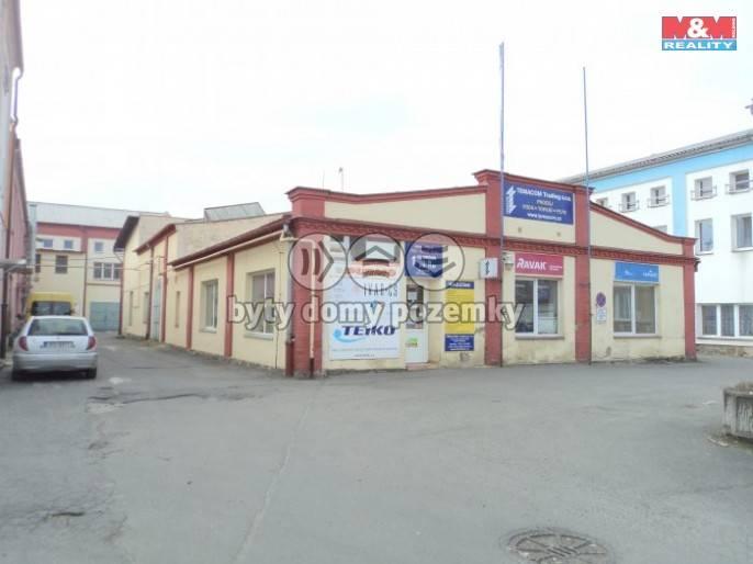 Prodej, Výrobní objekt, 2300 m², Klatovy
