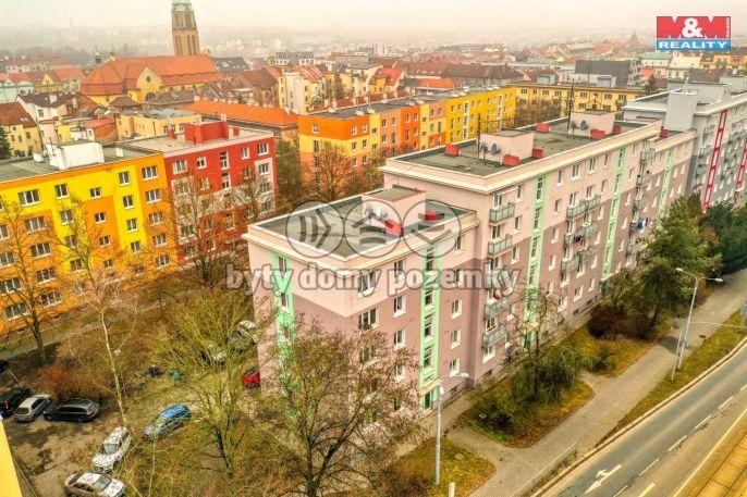Prodej bytu 3+1, 69 m², Plzeň, ul. Koterovská