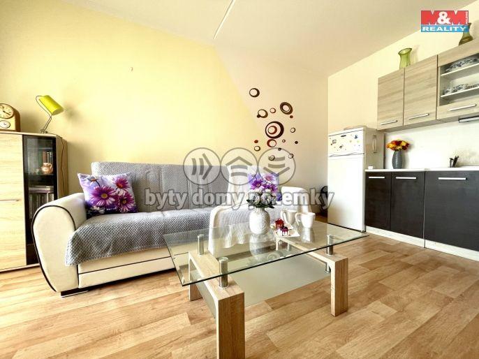 Prodej, Byt 2+kk, 44 m², Týn nad Vltavou, Hlinecká