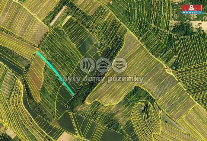 Pozemek zemědělský na prodej, Němčičky